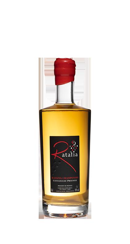 Champagne COTTANCEAU-PRIGNITZ Ratafia Champenois IG